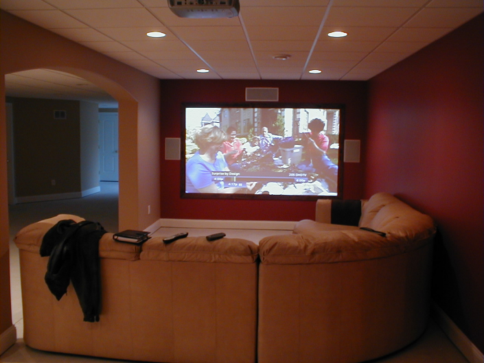 Audubon, Pa Home Theater Intallation