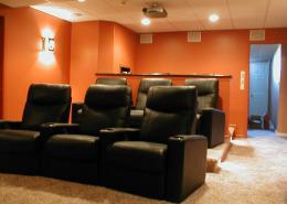 Berwyn Pa Home Theater Intallation 3