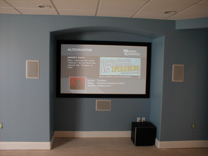 Home Theater Installation in Collegeville, Pa