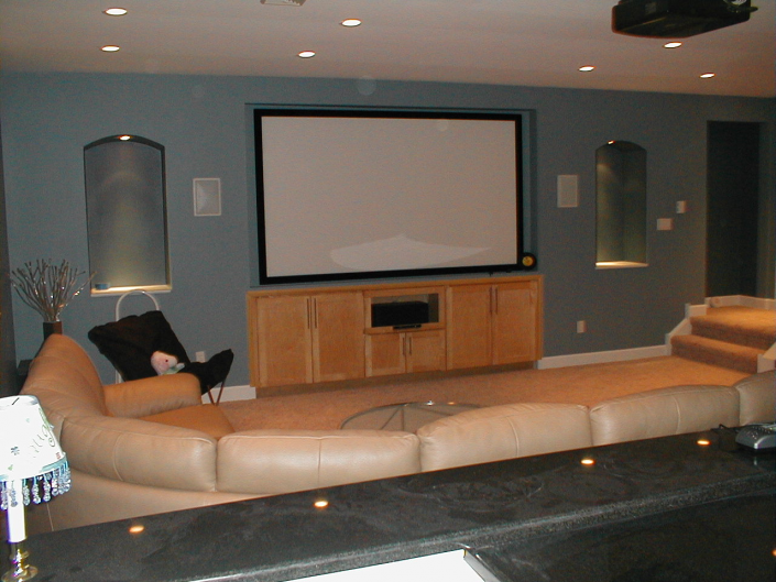 Home Theater Installation in Royersford, Pa
