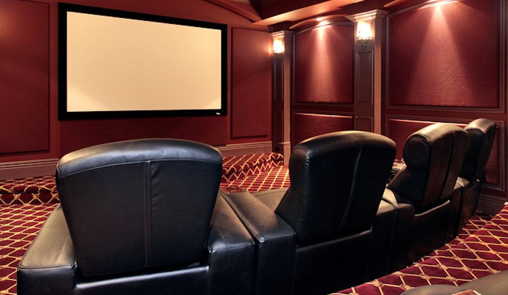 Luxury Home Theater Design