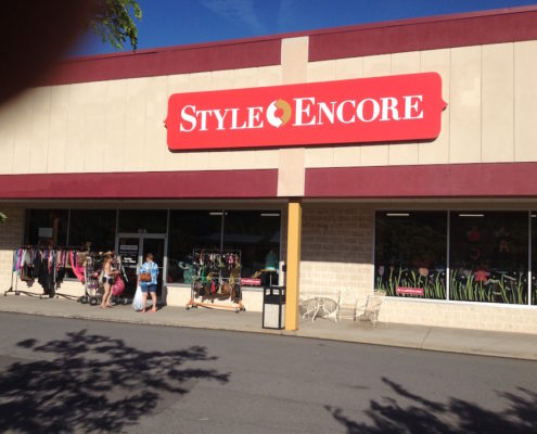 Style Encore Cash Wrap
